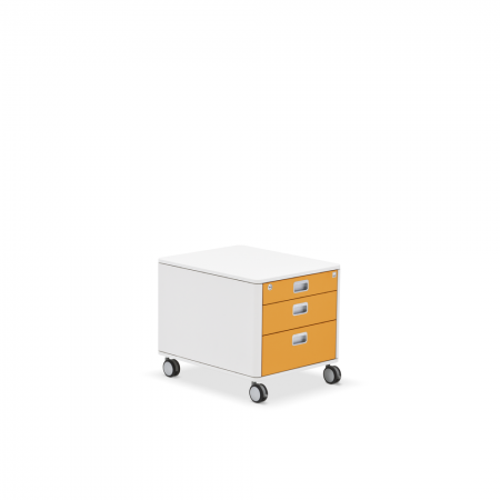kids study desk mobile storage